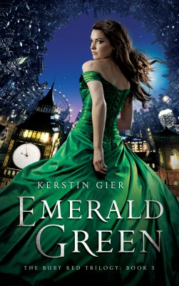 Emerald green book